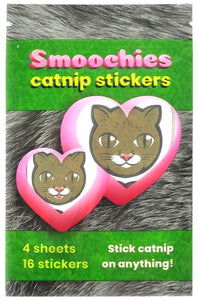 Pet Smootchies Catnip Stickers