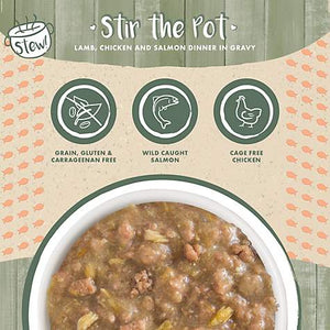 Weruva Stew! Stir the Pot Pouch