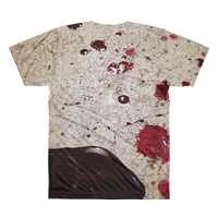 """Blood Floor"" SHS Crewneck Tee"
