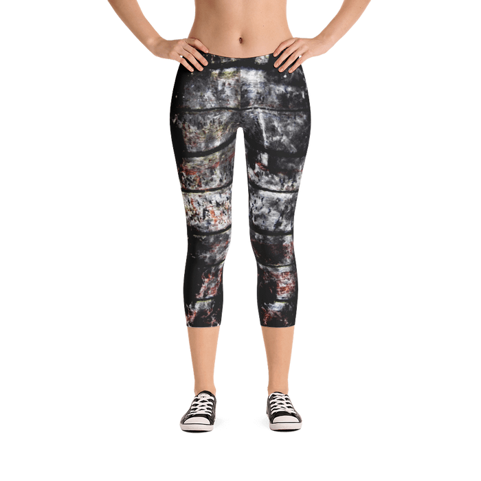 """Taurust"" SHS Capri Leggings"
