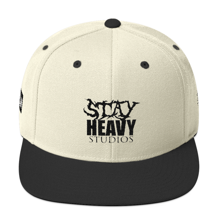 SHS Team Blacklogo Snapback