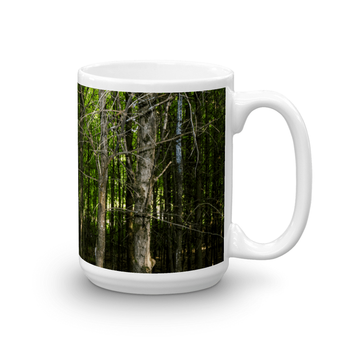 """Deep Woods"" SHS Mug"