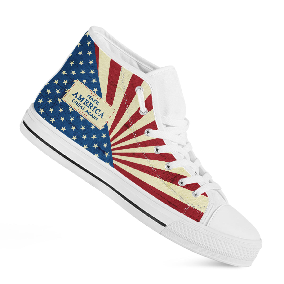 MAGA Pastel - Women's High Top Shoes