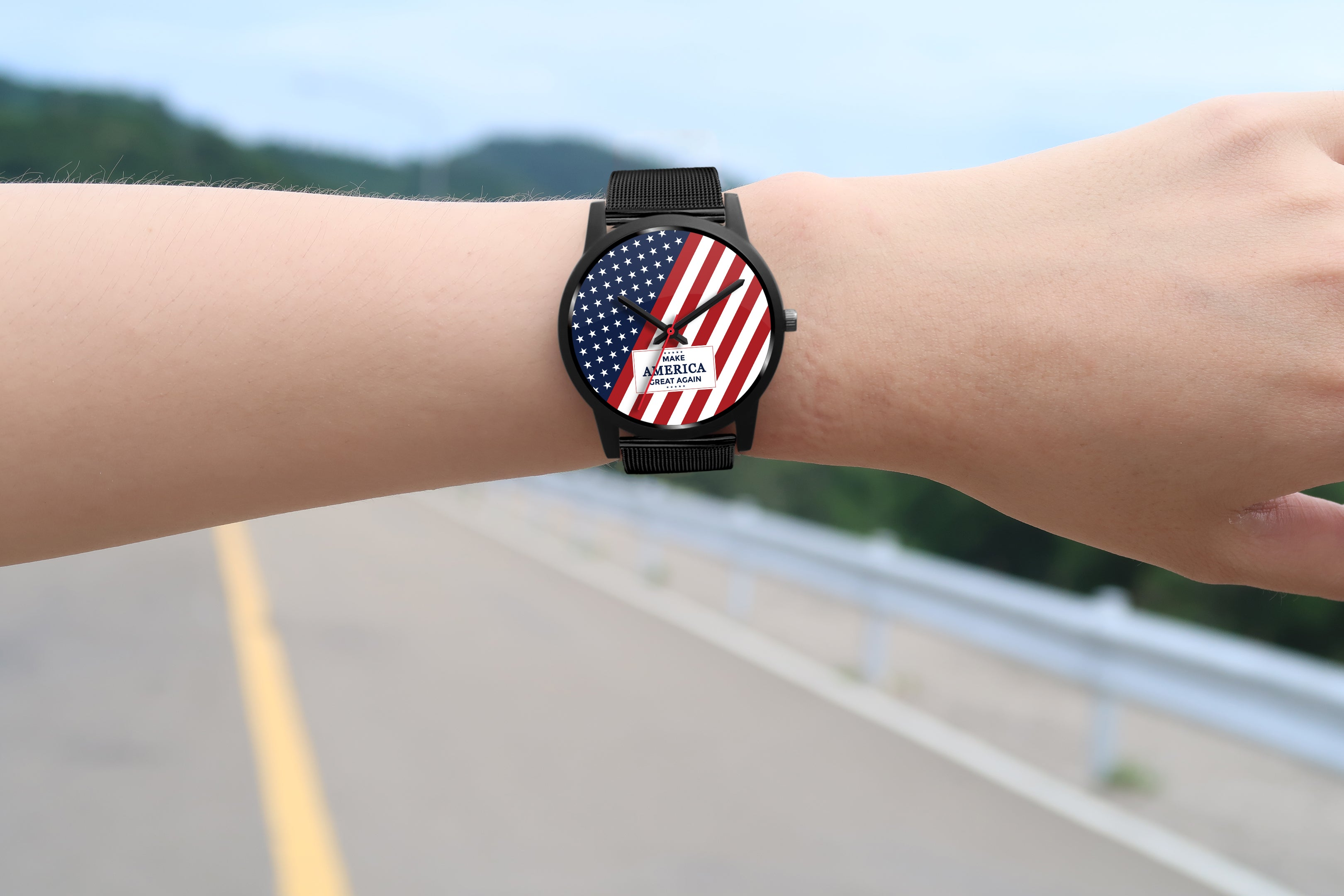 MAGA Watch - Men's and Women's