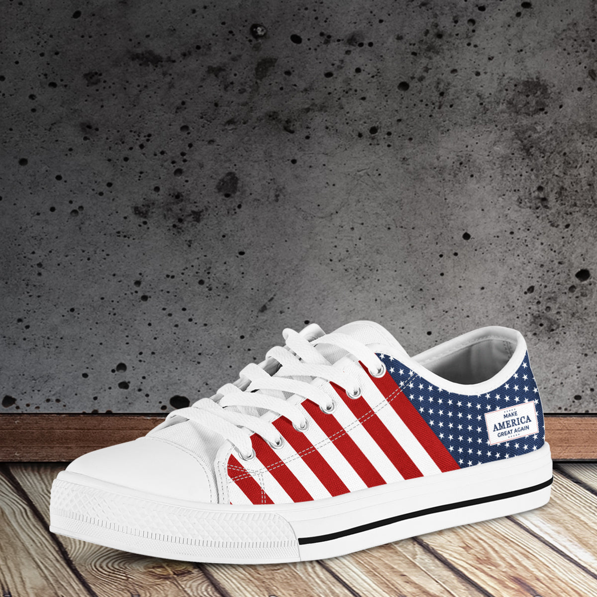 MAGA - Men's Low Top Shoes