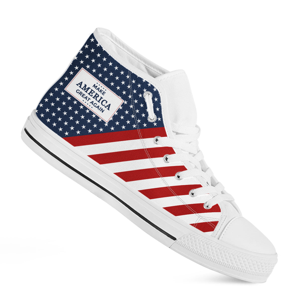 MAGA - Women's High Top Shoes