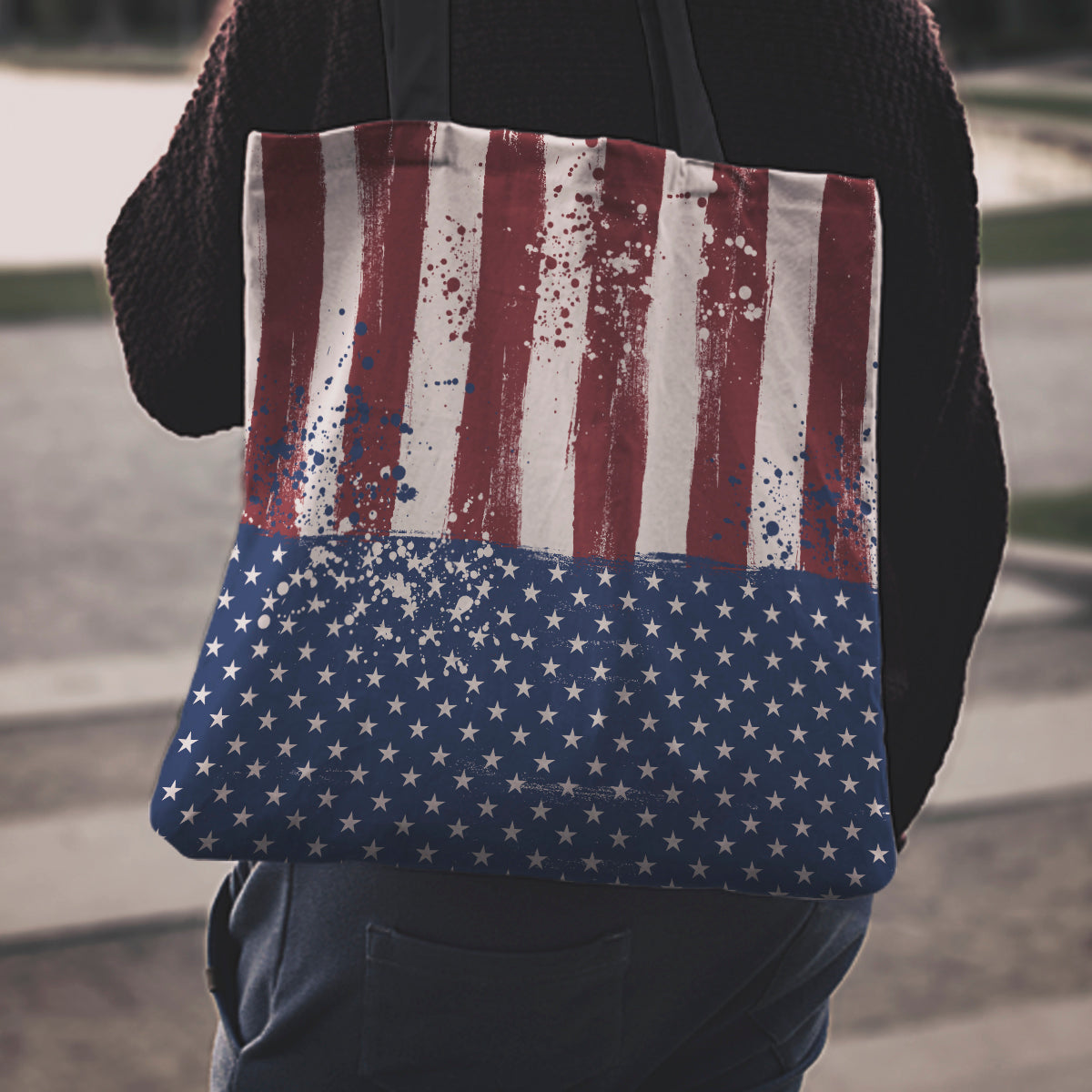 The American Eagle - Tote Bag