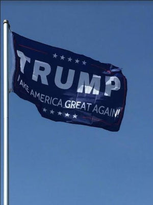 TRUMP Make America Great Again Flag - 3 ft x 5 ft