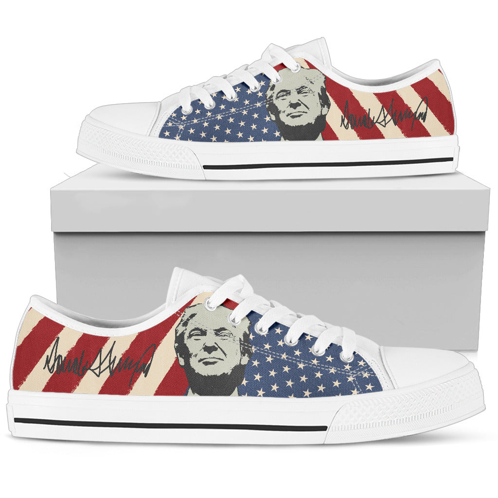 Trump Signature - Women's Low Tops