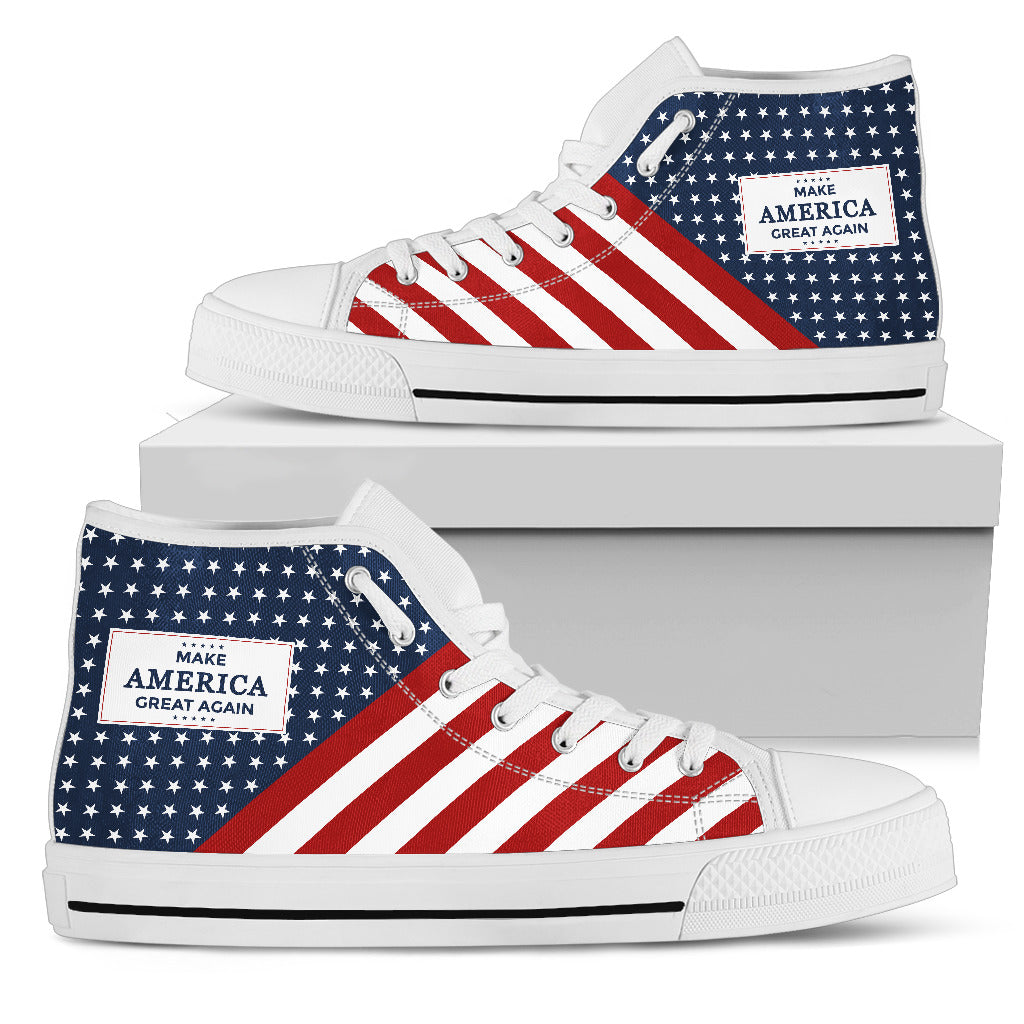 MAGA - Men's High Top Shoes