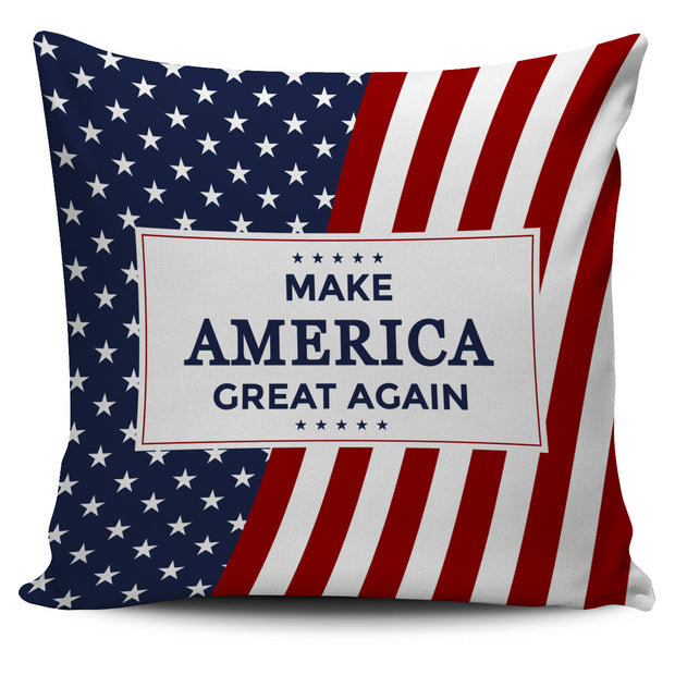 MAGA USA Pillow