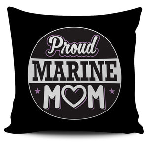 FREE Proud Marine Mom Pillow Cases