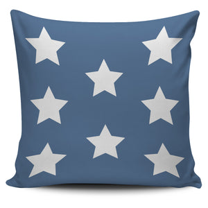FREE Pastel Stars and Stripes Pillow Case Set