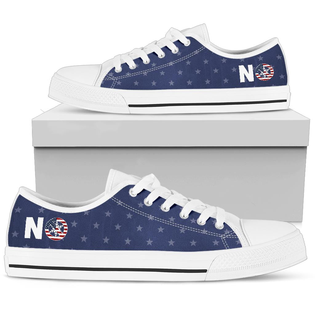 No Snowflakes - Low Tops