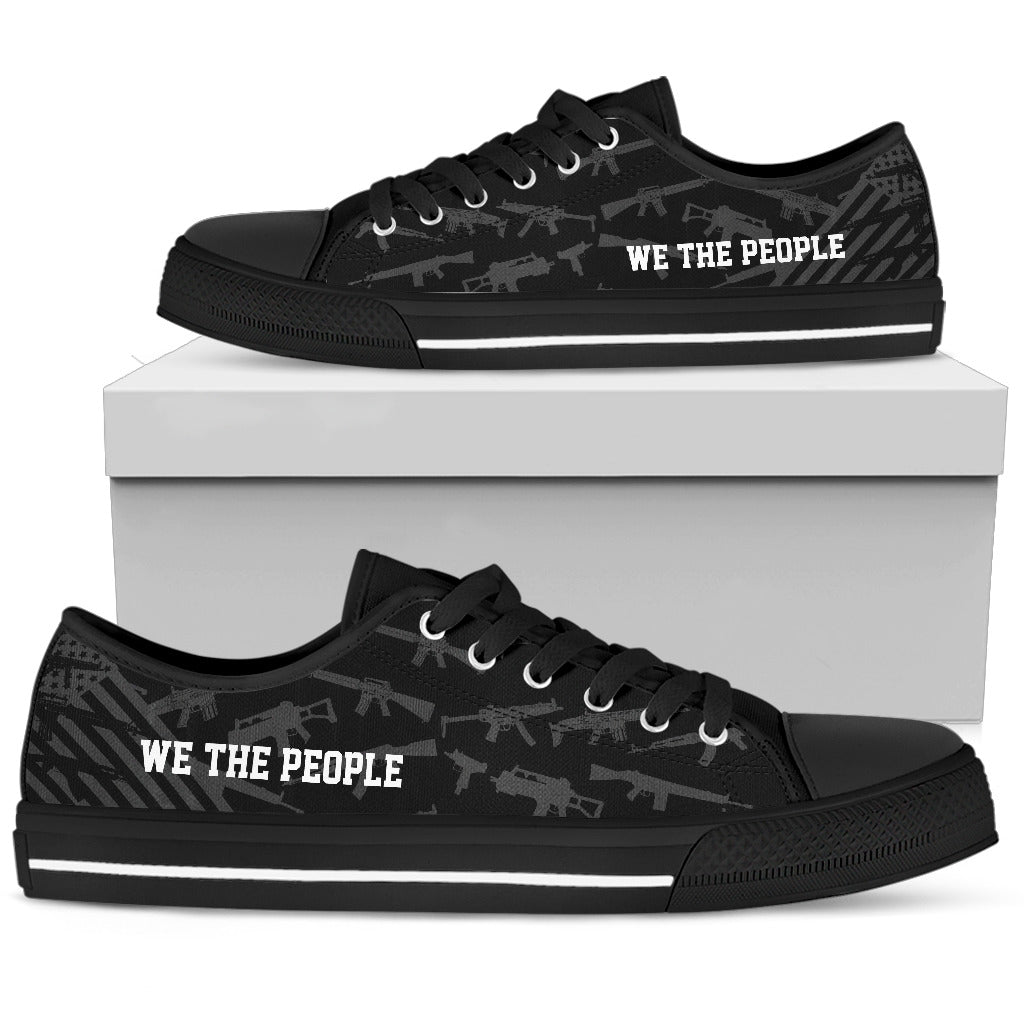 We The People - Men's Low Top Shoes