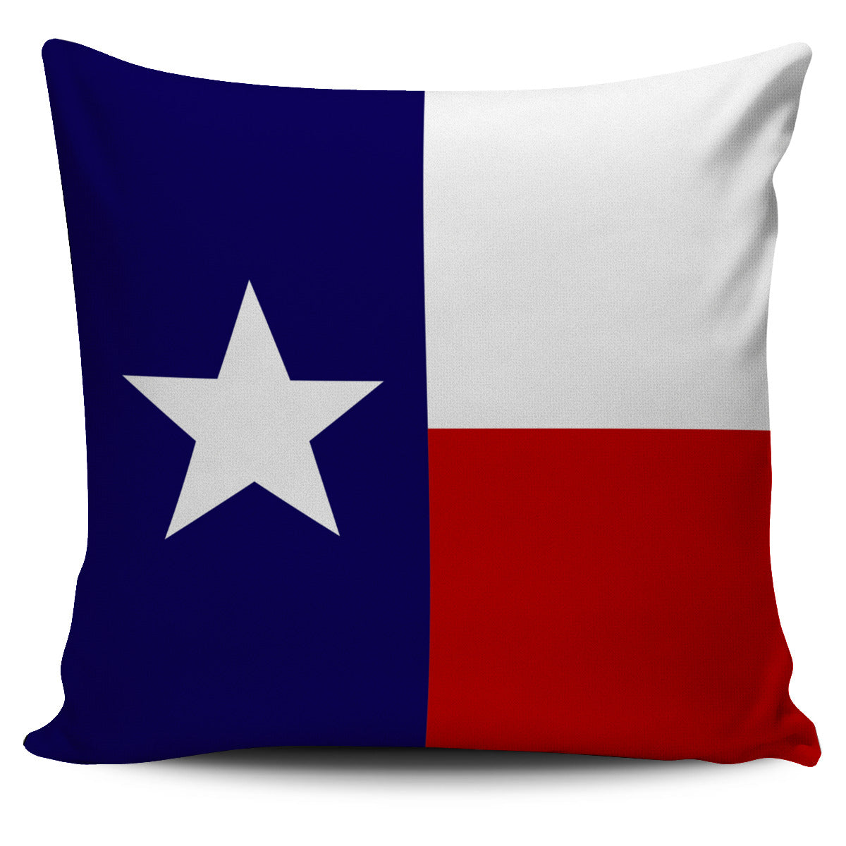 Texas Flag Pillow Case