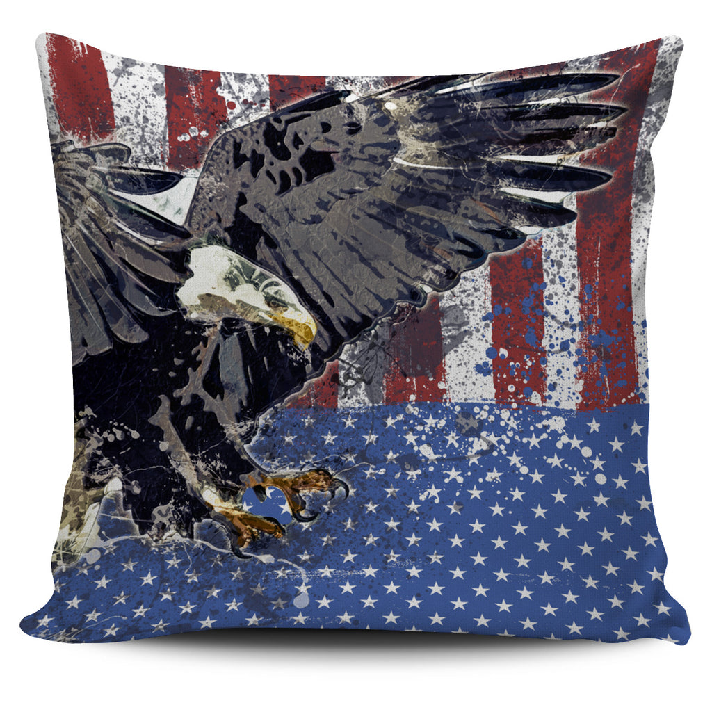 The American Eagle Pillow Case