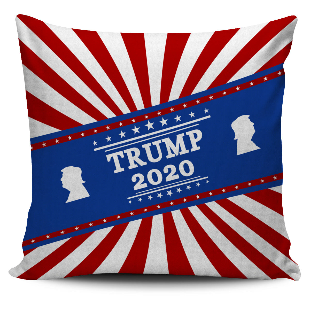 FREE TRUMP 2020 - Pillow Case