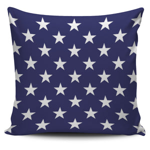 Stars and Stripes Pillow Case Set
