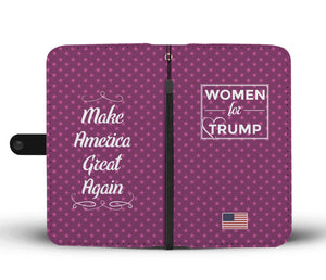 Women for Trump Phone/Wallet Case