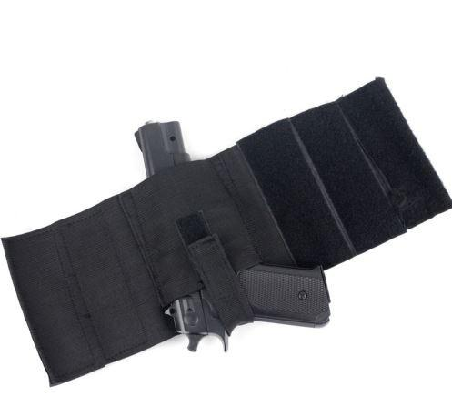 Ankle Holster - Concealed & Padded