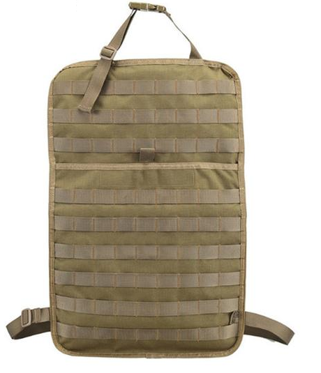 Tactical Molle Car Seat Organizer