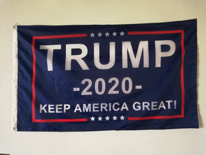 FREE Trump Flags - 2020 & MAGA