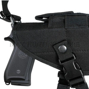 Tactical Shoulder Holster - Pistol and Mags