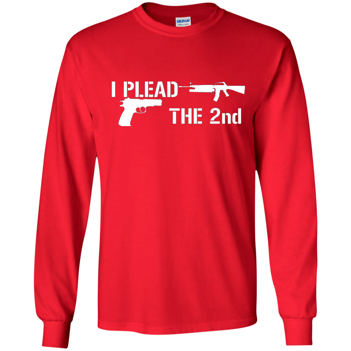 Plead the 2nd Apparel