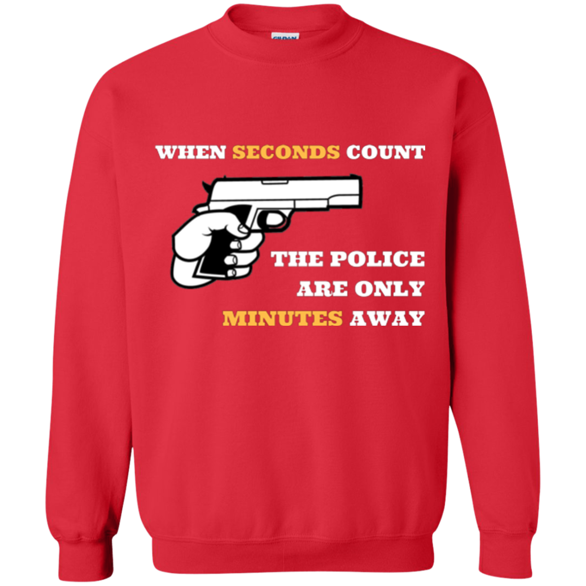 When Seconds Count Apparel