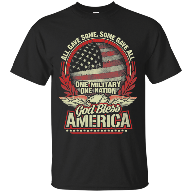 God Bless America - Apparel