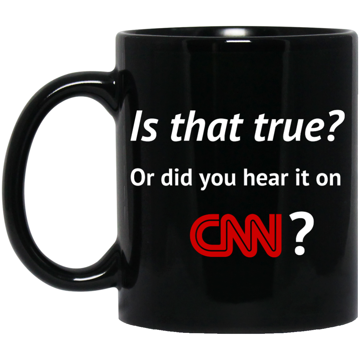 Mugs and Coasters - CNN?