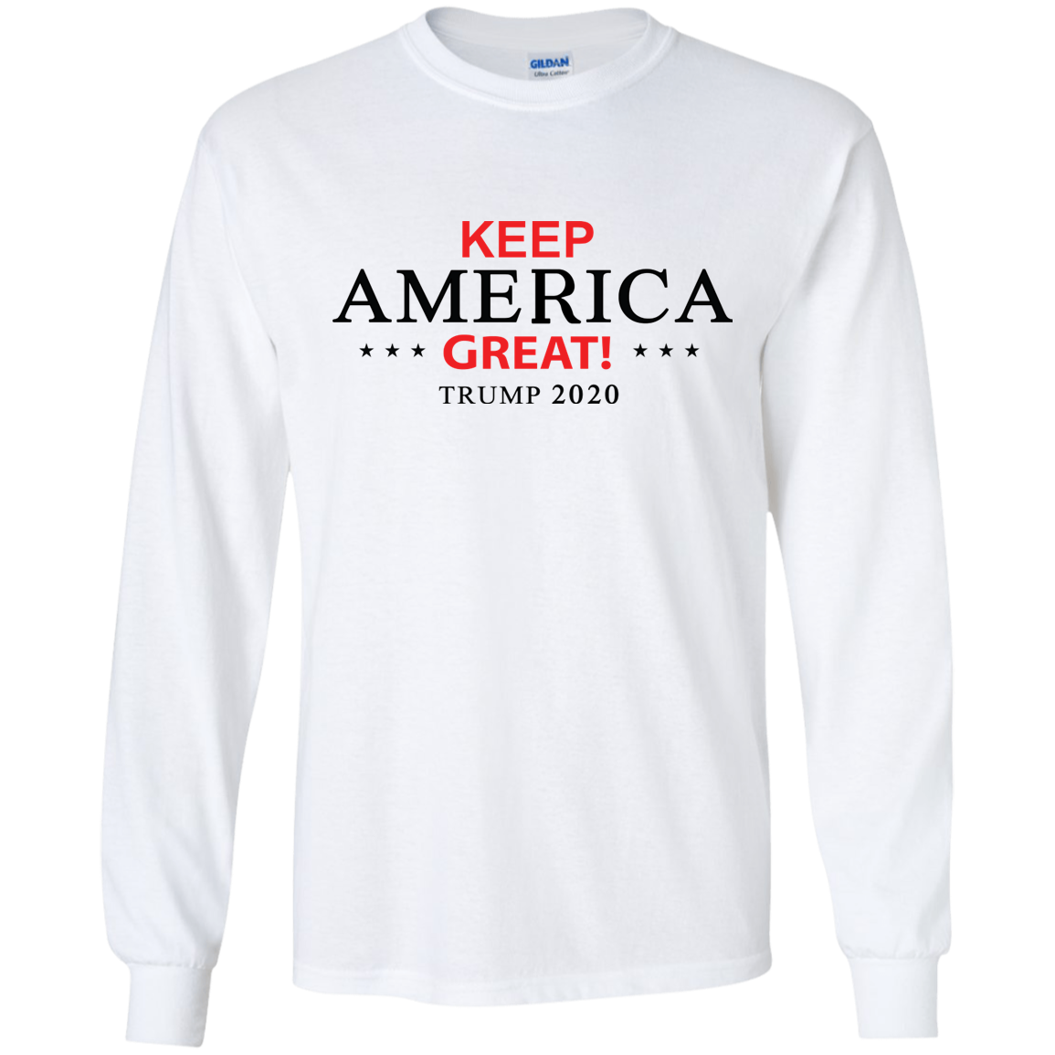 Keep America Great! Trump 2020 - Apparel