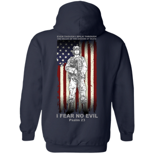 Americans Fear No Evil - Psalm 23