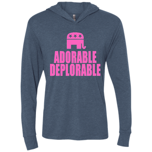 Adorable Deplorable - Ladies Apparel