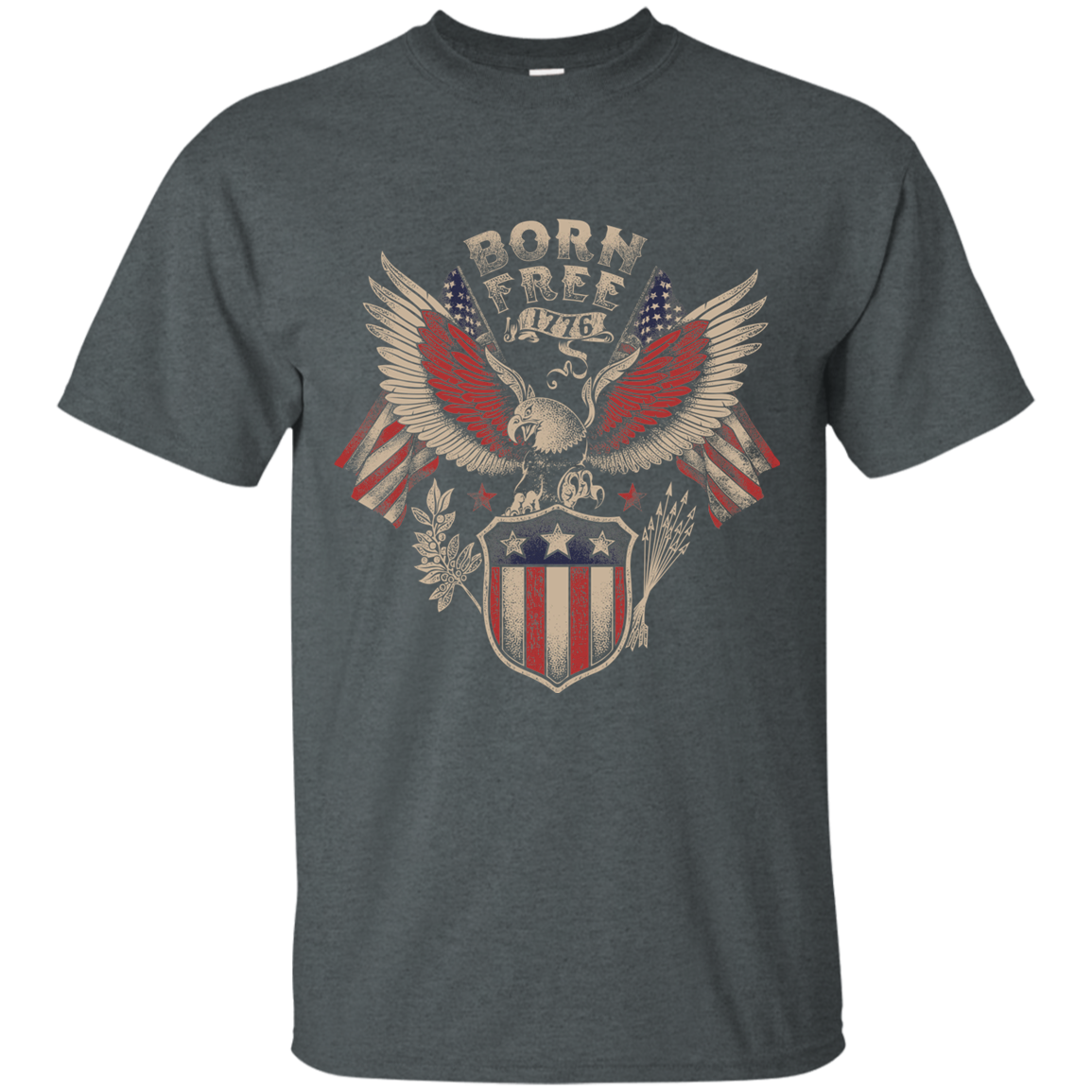 Born Free, Not for Granted... - Apparel