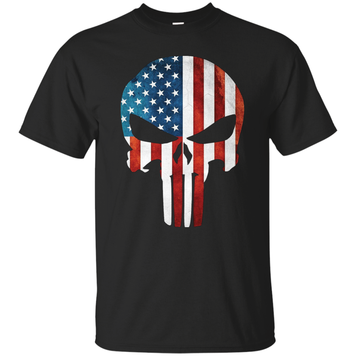 USA Punisher Apparel