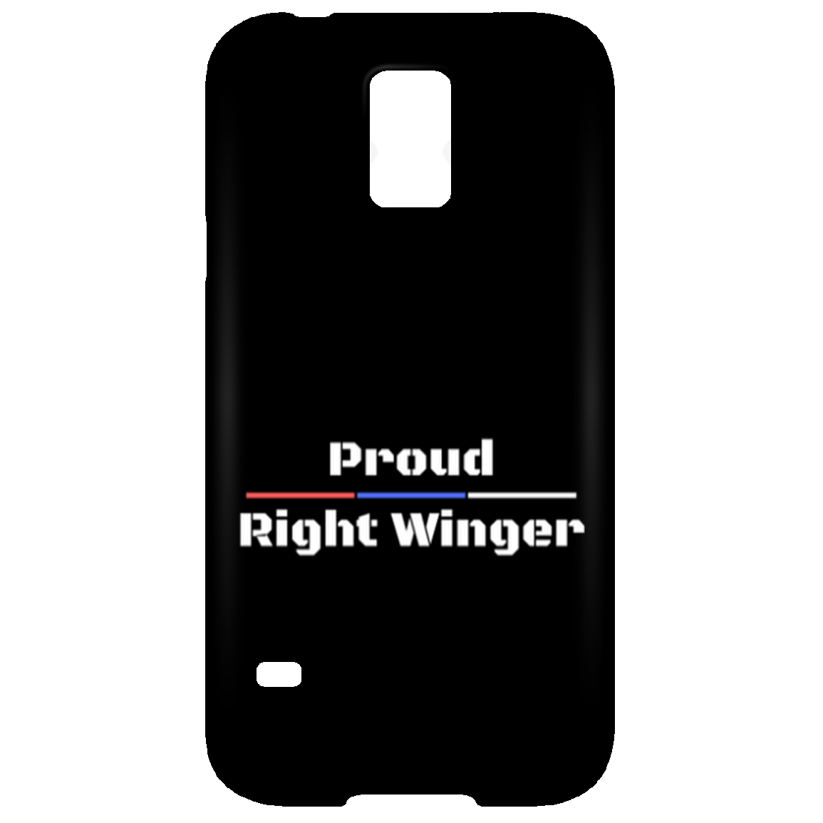 Proud Right Winger - Phone Cases
