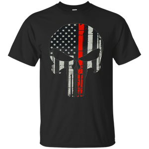 Red Line Punisher Apparel