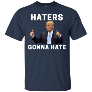 Haters Gonna Hate Trump