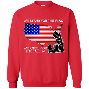 We Stand for The Flag, We Kneel for The Fallen - Apparel
