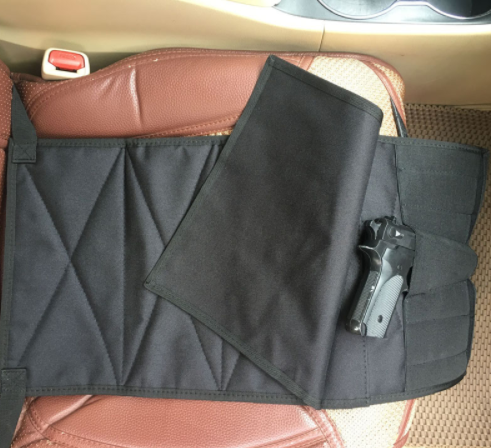 Car Seat Pistol Holster (Cars, Trucks, and Vans)