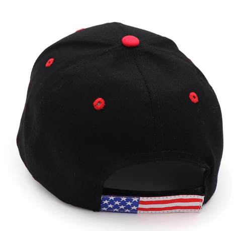 Trump 2020 Old Glory Cap