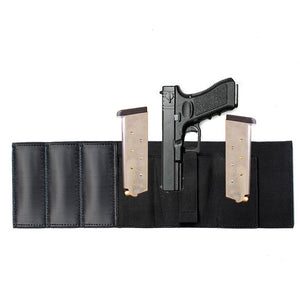 Ankle Holster - 2 Mag Holders