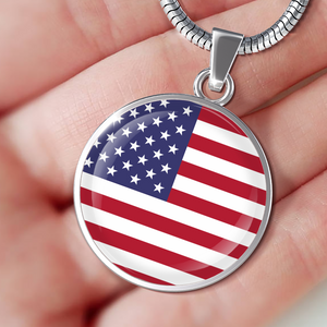 USA Necklace