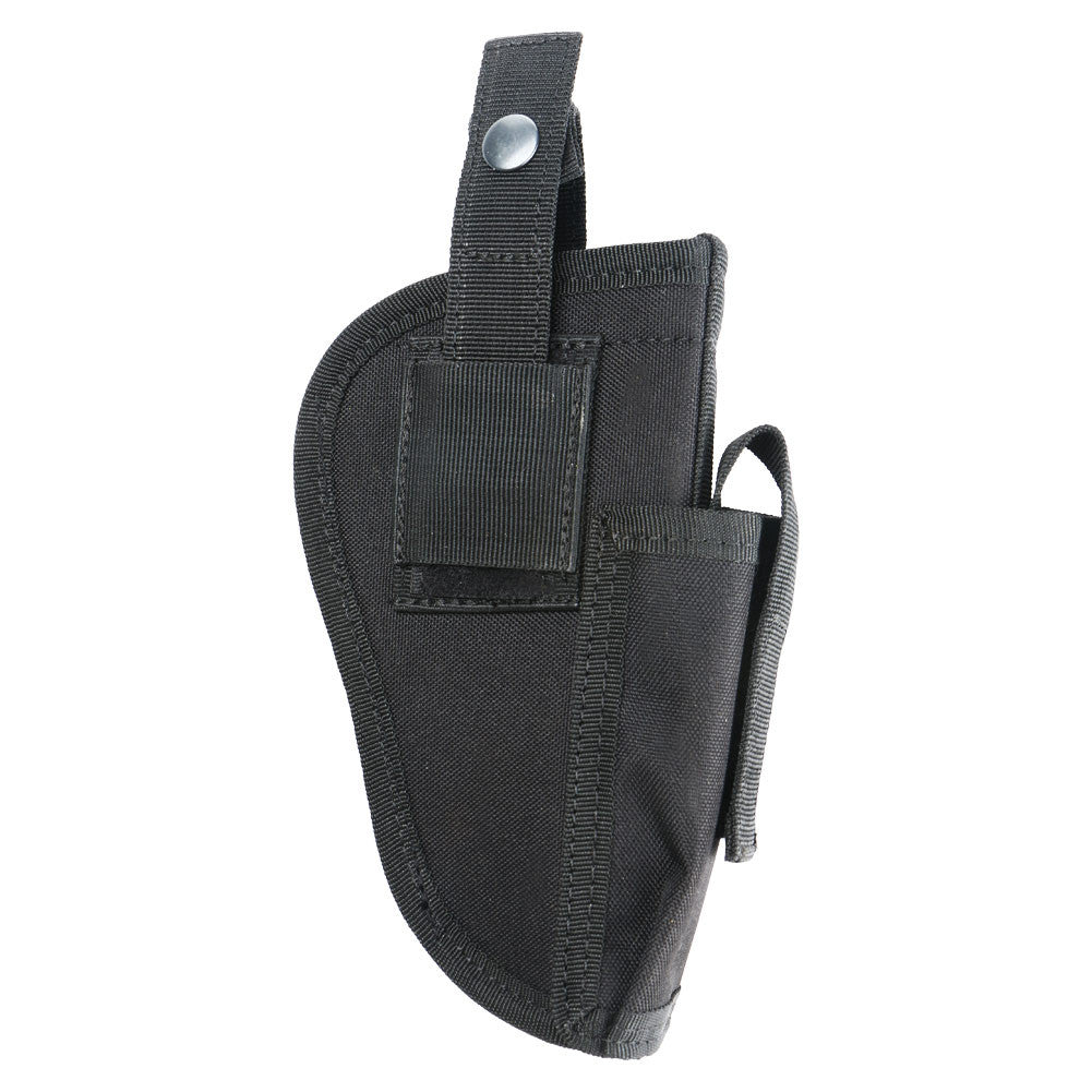 FREE Tactical Pistol Holster - With Mag Slot Holder