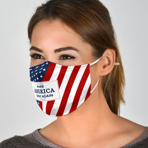 MAGA - Face Mask