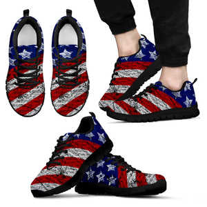American Pride Men's Sneakers