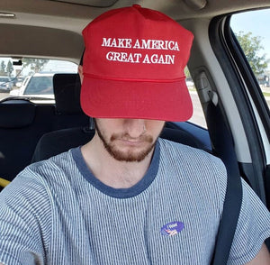 Make America Great Again (MAGA) Caps