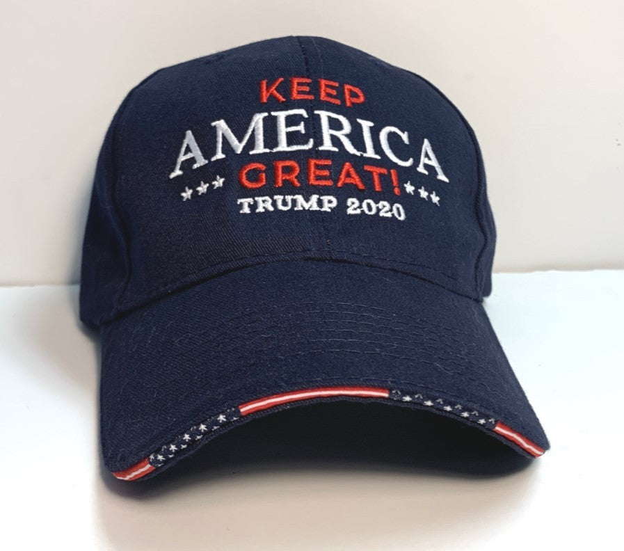 Keep America Great - Trump 2020 Cap